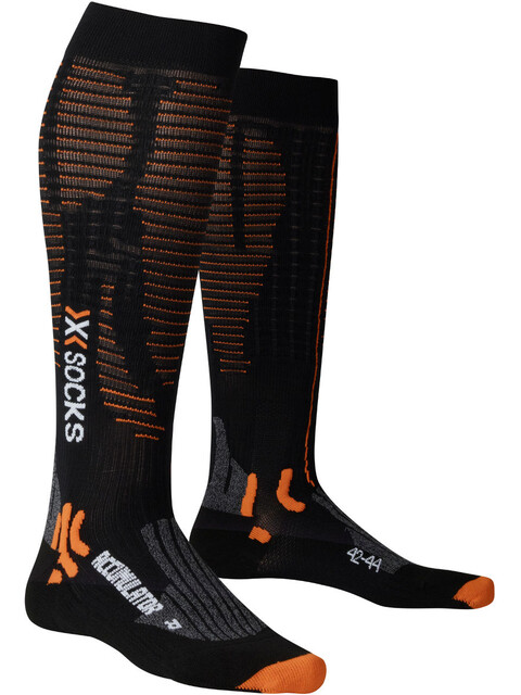 X-Socks Accumulator Running Socks Unisex Black